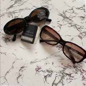 Pair of Gloria Vanderbilt Sunglasses